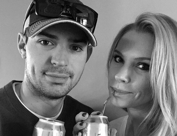 Angela Price et Carey Price
