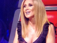 lara fabian decollete