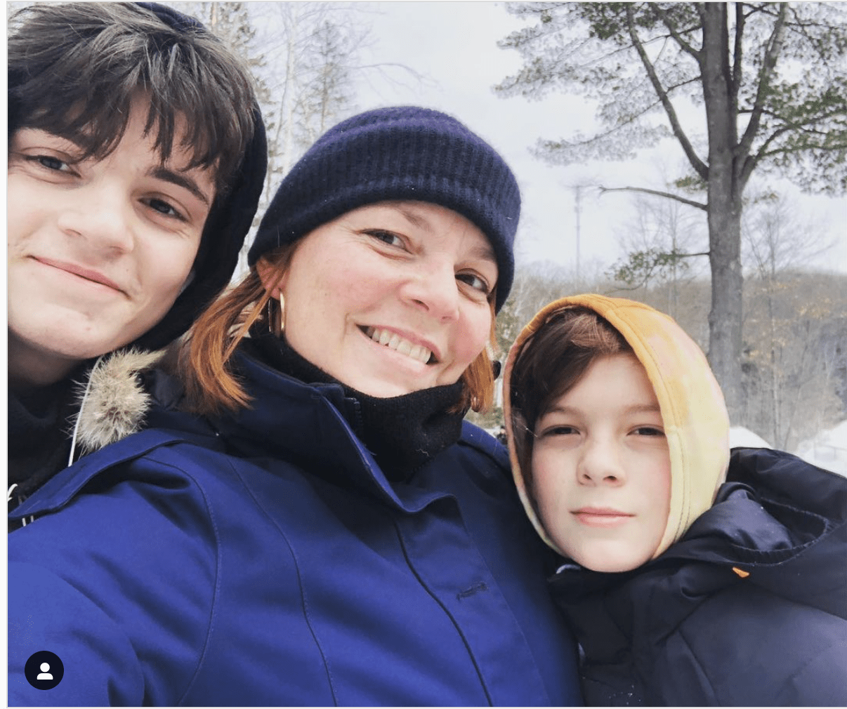 Catherine Proulx-Lemay famille